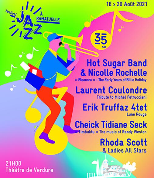 Pass festival Jazz Ramatuelle 2021